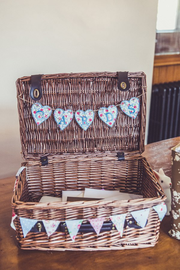 Wedding Hamper Basket Wicker Card Gift Holder Storage http://www.clairepenn.com/