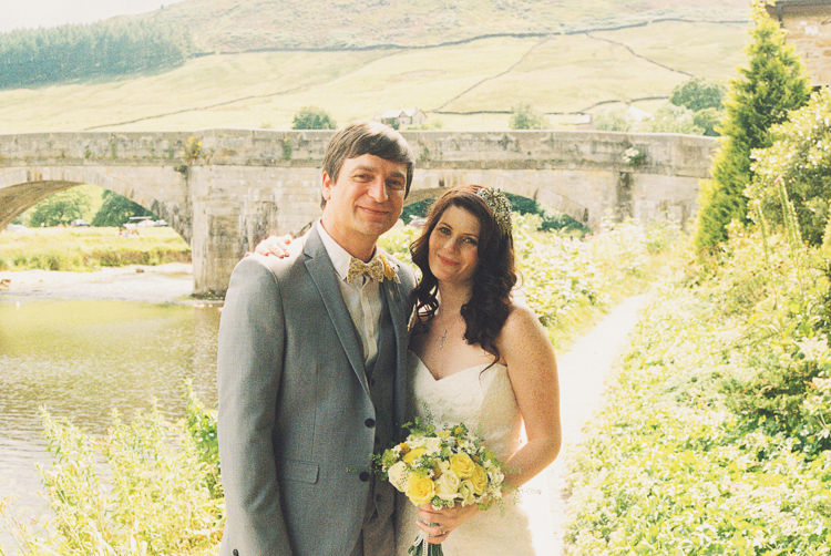 Quirky Relaxed Yellow Country Wedding http://www.mr-and-mrs-wedding-photography.co.uk/