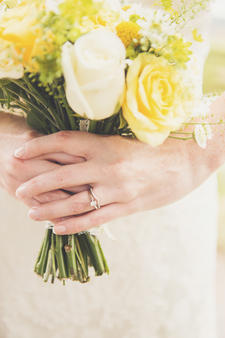 Engagement Ring Band Diamond Quirky Relaxed Yellow Country Wedding http://www.mr-and-mrs-wedding-photography.co.uk/