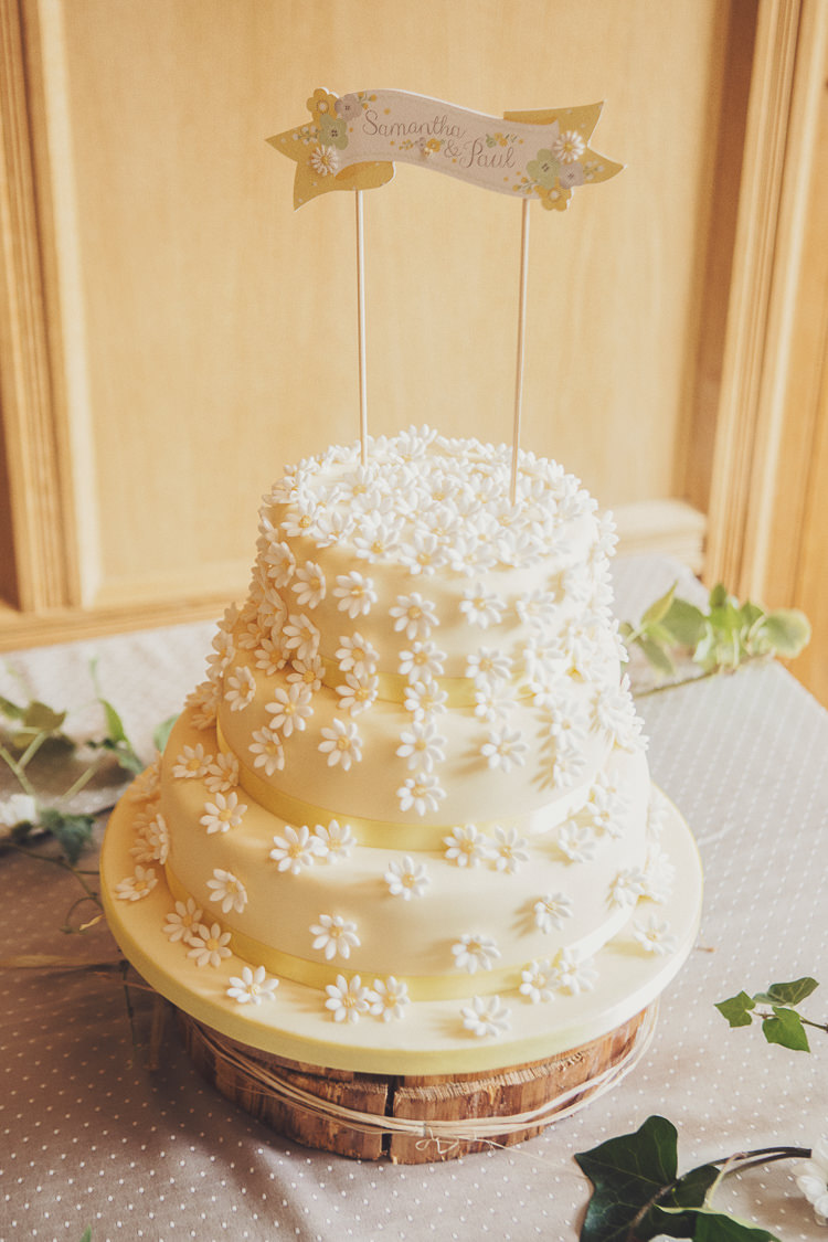 Quirky Summery Relaxed Yellow Country Wedding | Whimsical Wonderland ...