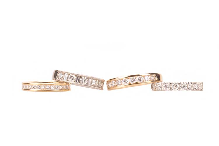 Wedding Rings Diamond Heaven