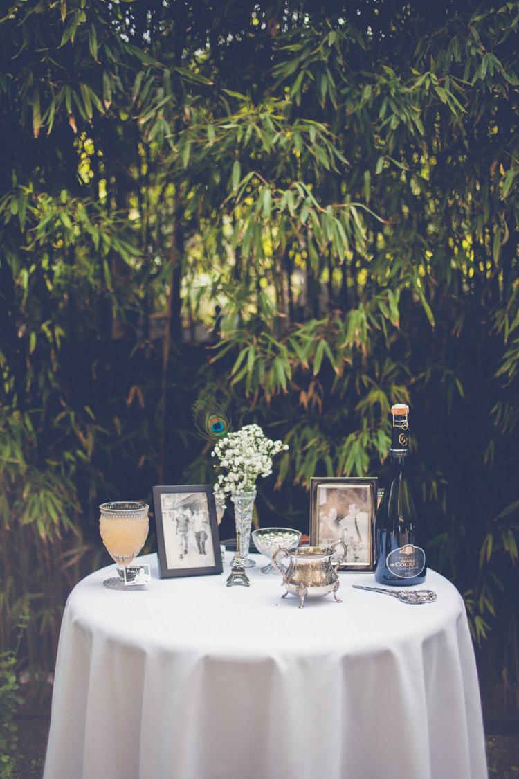 Romantic Parisian Garden Wedding http://www.eva-photography.com/