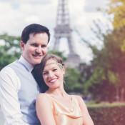 1930s Feel Romantic Parisian Garden Wedding