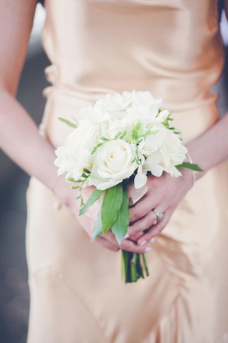 Fresia Rose Bouquet Flowers Bride Bridal White Romantic Parisian Garden Wedding http://www.eva-photography.com/