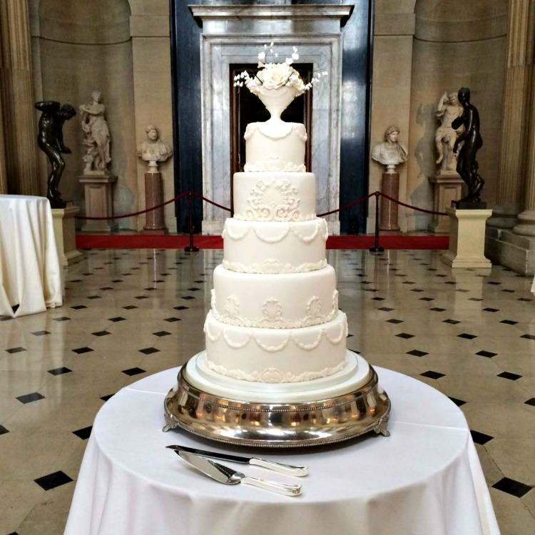 Melissa Woodland Cakes Wedding Luxury