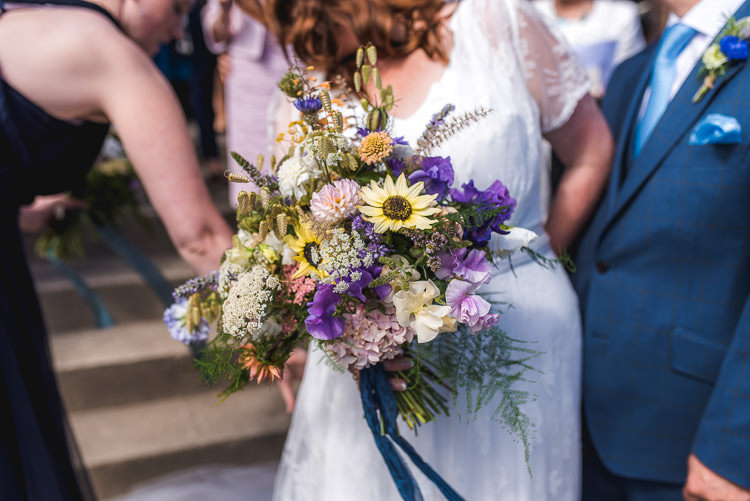 Wild Natural Whimsical Bouquet Bride Bridal Flowers Mismatched Farm Tipi Wedding http://www.andrewkeher.co.uk/