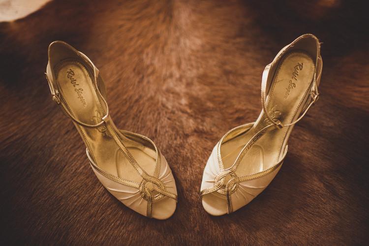 Rachel Simpson Peep Toe T Bar Shoes Heels Bride Bridal Cornflower Blue Jade Green Scottish Wedding http://www.mattpenberthy.com/