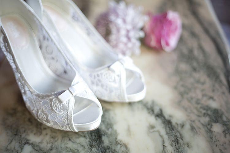 Pink Paradox London Wedding Bridal Shoes