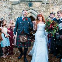 Rustic Autumn Halloween Wedding http://www.samrileyphotography.co.uk/