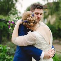 Charming Floral Filled Wedding http://www.francessales.co.uk/