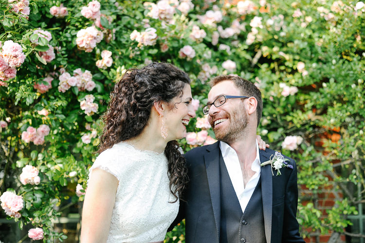 Intimate Italian Rose Garden Wedding http://landvphotography.it/