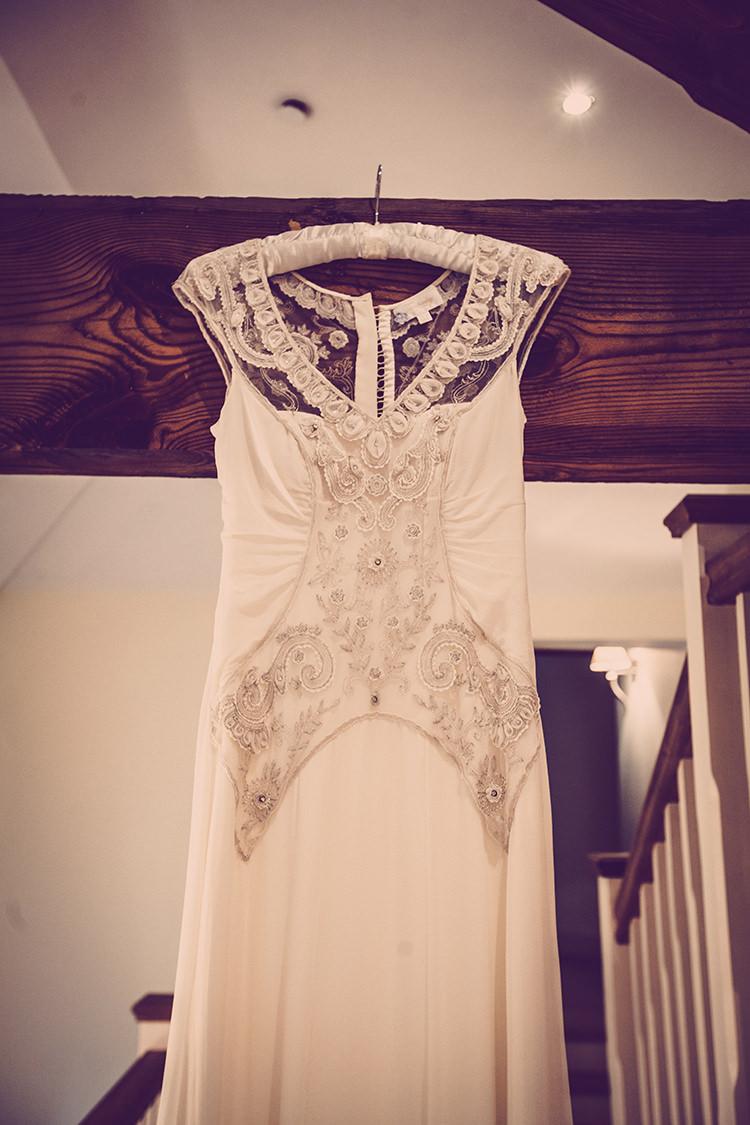 Temperley Dress Gown Bridal Glastonbury Festival Garden Party Wedding http://www.tommyreynoldsweddings.co.uk/