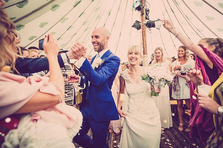 Glastonbury Festival Garden Party Wedding http://www.tommyreynoldsweddings.co.uk/