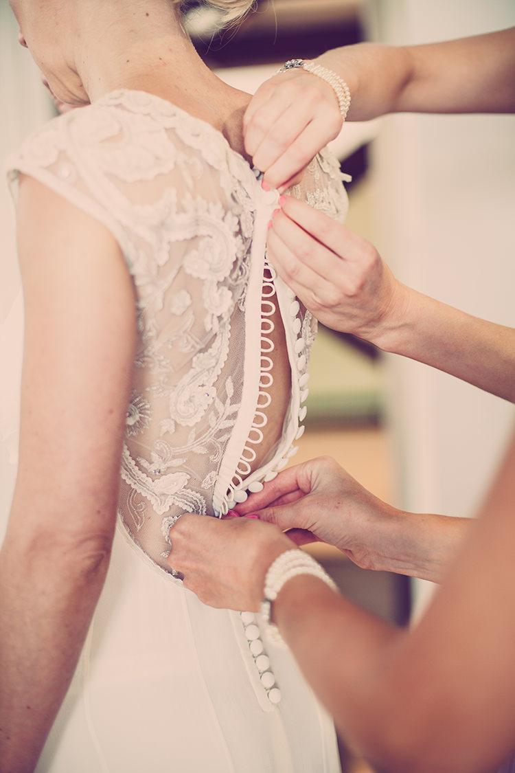 Temperley Dress Gown Bride Bridal Glastonbury Festival Garden Party Wedding http://www.tommyreynoldsweddings.co.uk/