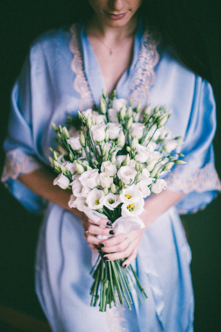 PJ'S LONDON Silk Nightware Bride Bridal Wedding Honeymoon