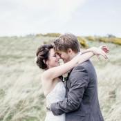 Rustic & Relaxed Scottish Beach Wedding