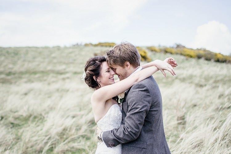 Scottish Beach Wedding http://www.kat-hill.com/