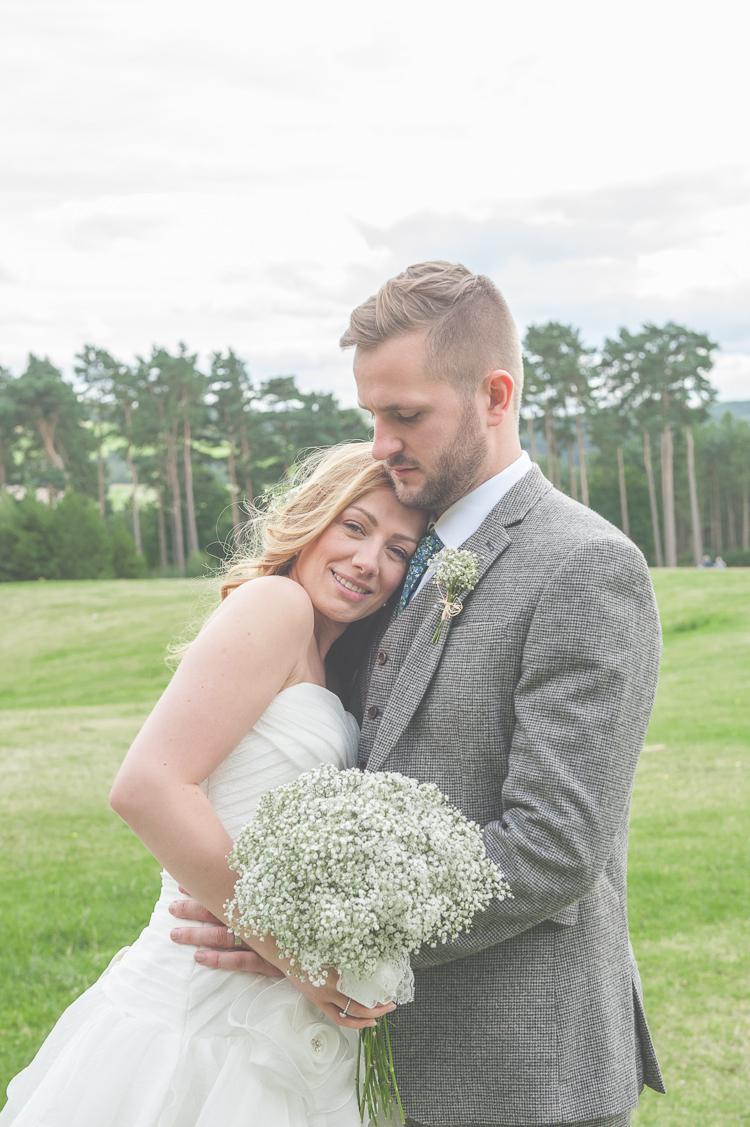 Tweed Groom Suit Jacket Quirky Natural Woodland Wedding http://lisahowardphotography.co.uk/