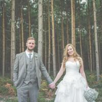 Quirky Natural Woodland Wedding http://lisahowardphotography.co.uk/