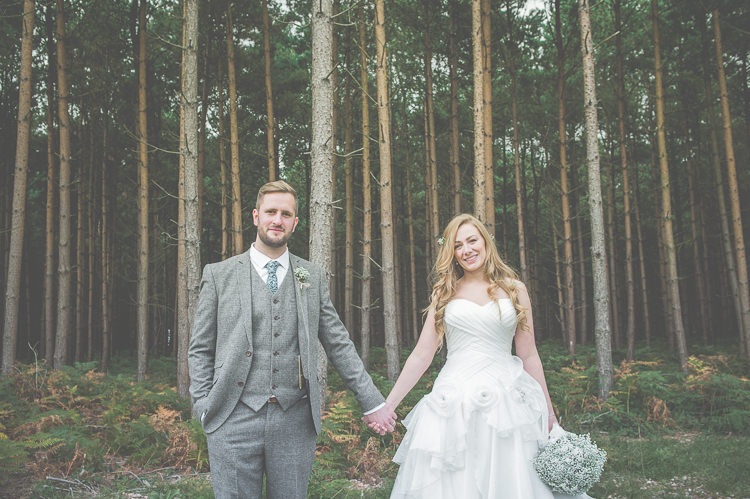 Quirky Natural Woodland Wedding http://lisahowardphotography.co.uk/