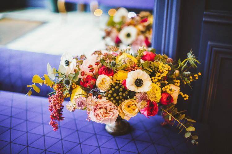 Whimsical Vibrant Multicolour Wedding Ideas http://hecapture.fr/