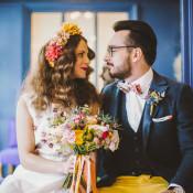 Whimsical & Vibrant Multicolour Wedding Ideas