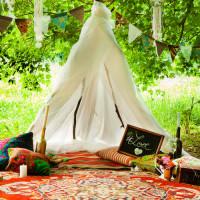 Bohemian Dreams Wedding Festival Fair Event Buckinghamshire