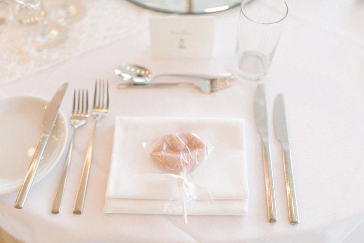 Lip Sweet Favours Chocolate Chic Pastel City Wedding http://sarahjaneethan.co.uk/