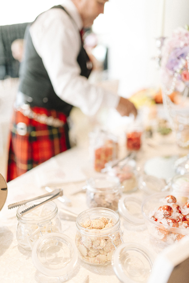 Sweetie Sweets Table Chic Pastel City Wedding http://sarahjaneethan.co.uk/