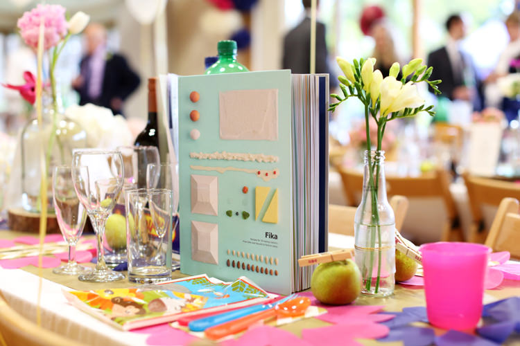 Colourful Home Made Spring Wedding http://www.jadelisaphotography.com/