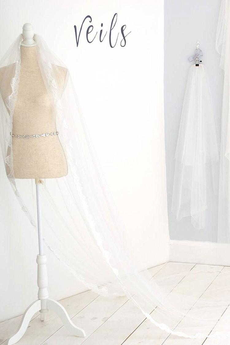 Custom Wedding Veils Britten