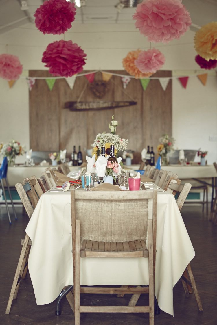 Colourful Wedding Bunting Ideas Decor Decoration http://www.novaweddingphotography.co.uk/