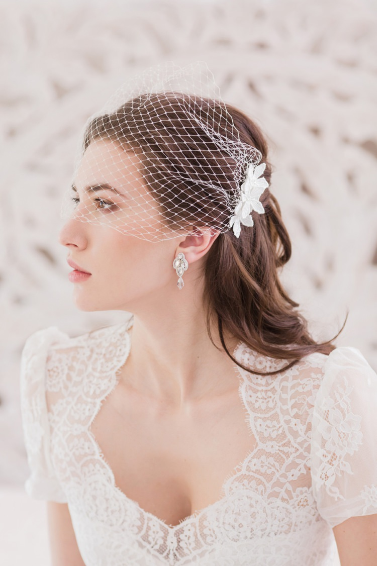 wedding hair veil styles britten s guide to beautiful alternative veil types 5725