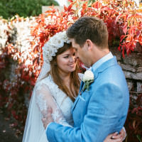 Stylish Relaxed Secret Garden Wedding http://www.gregcoltmanphotography.com/