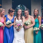 Colourful & Fun Loving London Wedding