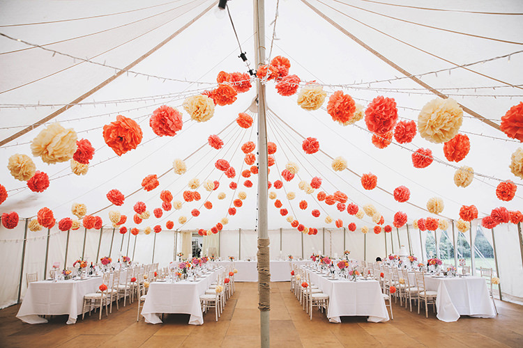 Wedding Pom Pom Ideas Inspiration http://www.emmacleveley.co.uk/