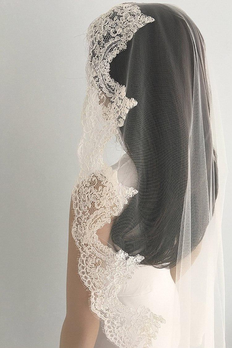 Britten Wedding Veils Guide