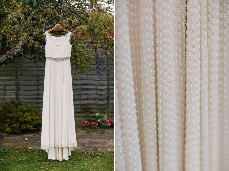 Kathleen Jenny Packham Dress Gown Bride Bridal Bohemian Floral Vineyard Wedding http://albertpalmerphotography.com/