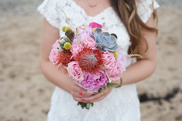 Bright Fresh Mexican Inspired Wedding http://www.photographybykatie.co.uk/