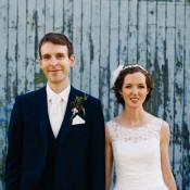 Relaxed & Fun DIY Pastel Wedding