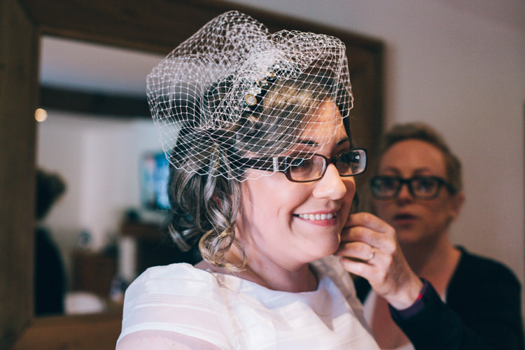 Birdcage Veil Glasses Bride Bridal Crafty Rainbow Crochet Wool Wedding http://katherinemager.com/