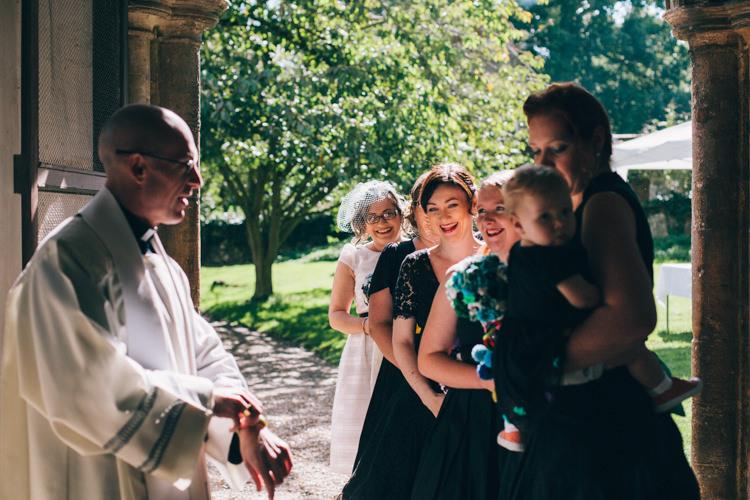 Crafty Rainbow Crochet Wool Wedding http://katherinemager.com/