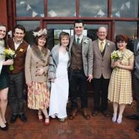 Home Made Seasonal Cosy Wedding http://hannahtrottphotography.format.com/