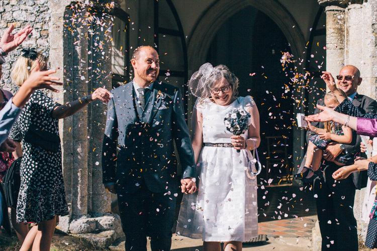 Confetti Throw Crafty Rainbow Crochet Wool Wedding http://katherinemager.com/