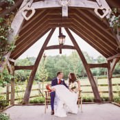 Country Tea Party Film Inspired Wedding