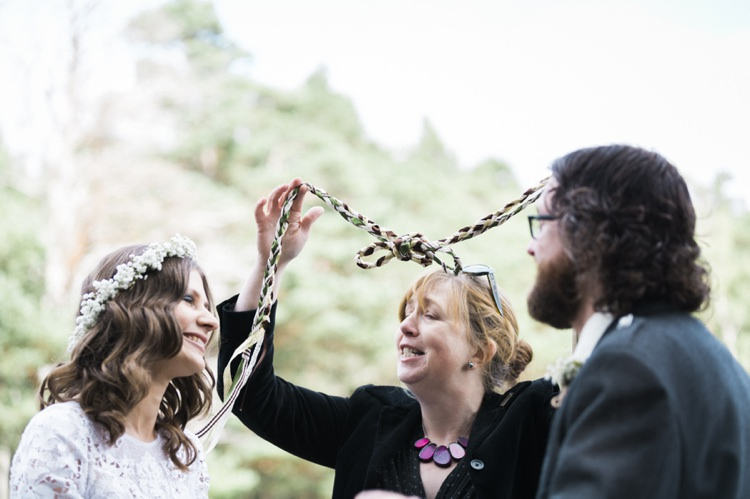 Bohemian Loch Pine Forest Wedding http://solenphotography.co.uk/