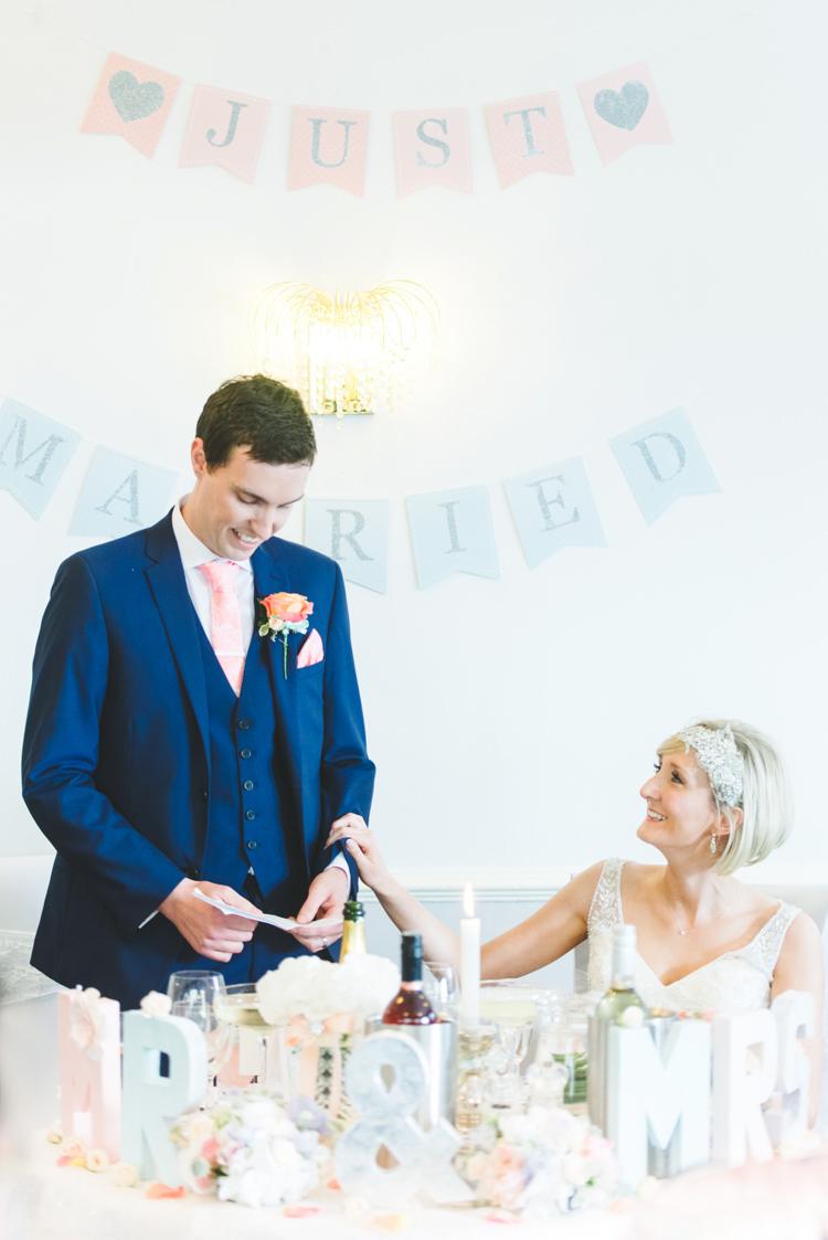 Pretty Pastel Sparkly Wedding https://www.georgimabee.com/