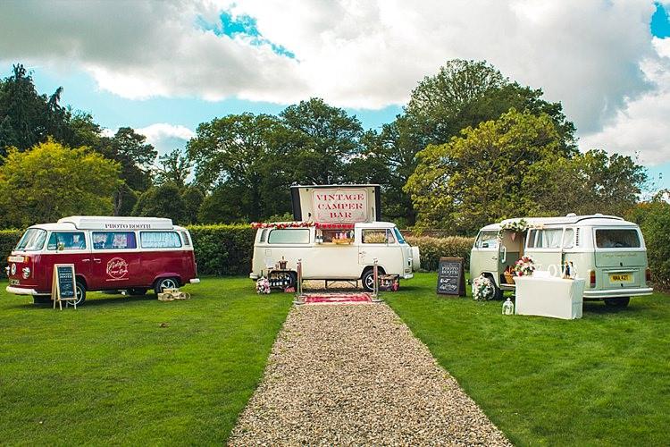 Vintage Camper Booths Photo Wedding Directory Supplier UK