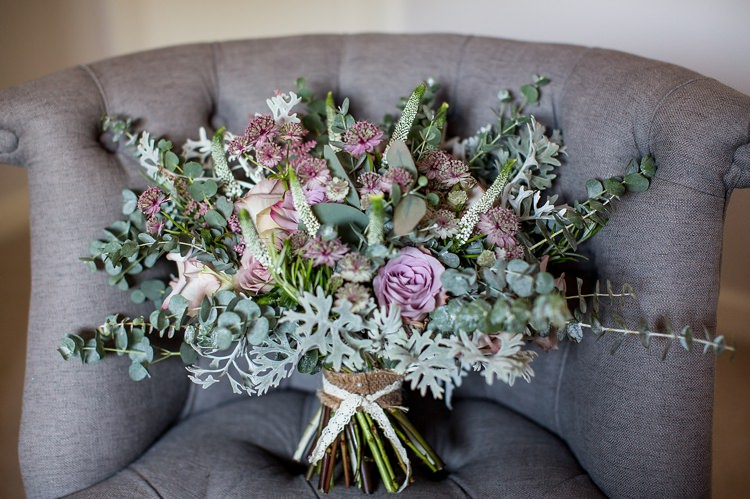 Bouquet Pink Foliage Pastel Greenery Bride Bridal Flowers Pastel Country Garden Wedding http://www.katherineashdown.co.uk/