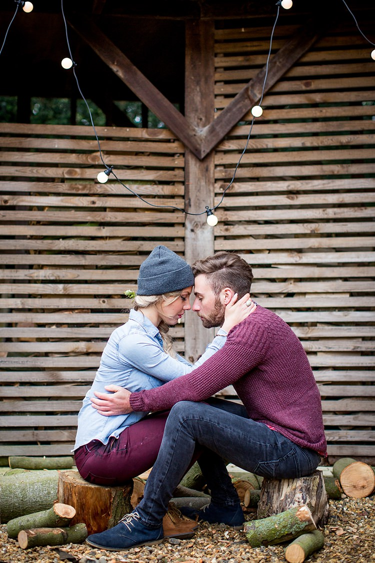 Woodland Styled Couple Shoot http://www.katherineashdown.co.uk/